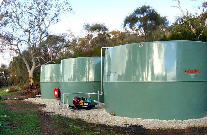 Rainwater Tanks Supplied Amp Installed In Adelaide Amp Hills